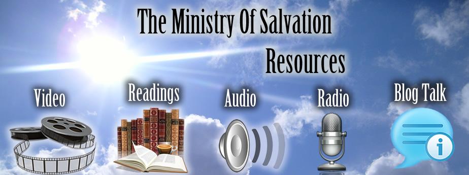 Ministry of Salvation Slide 1